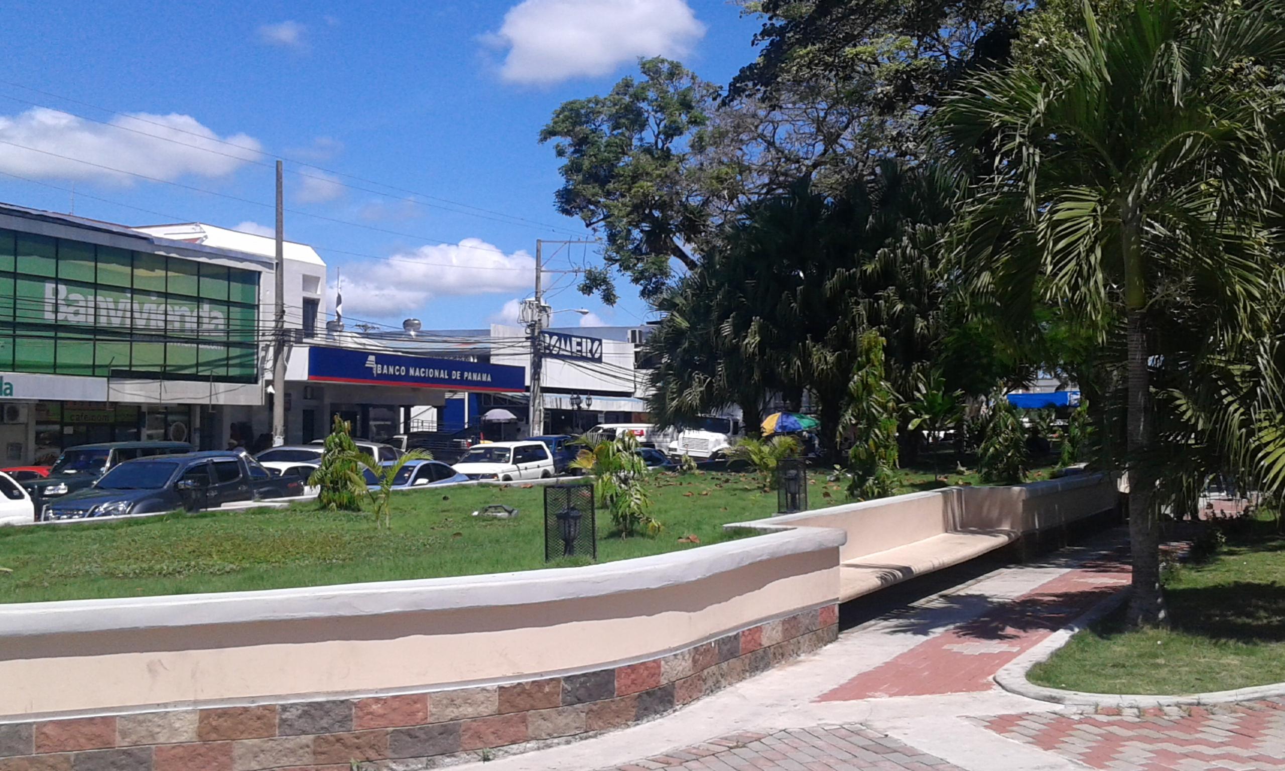 El Antiguo Reloj del Parque Manuel Amador Guerrero