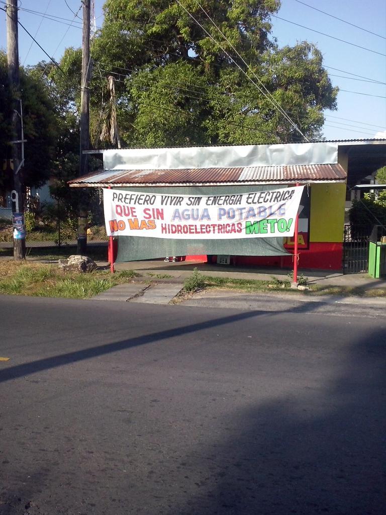 Claves para entender las protestas en Bugaba en contra de las Hidroeléctricas