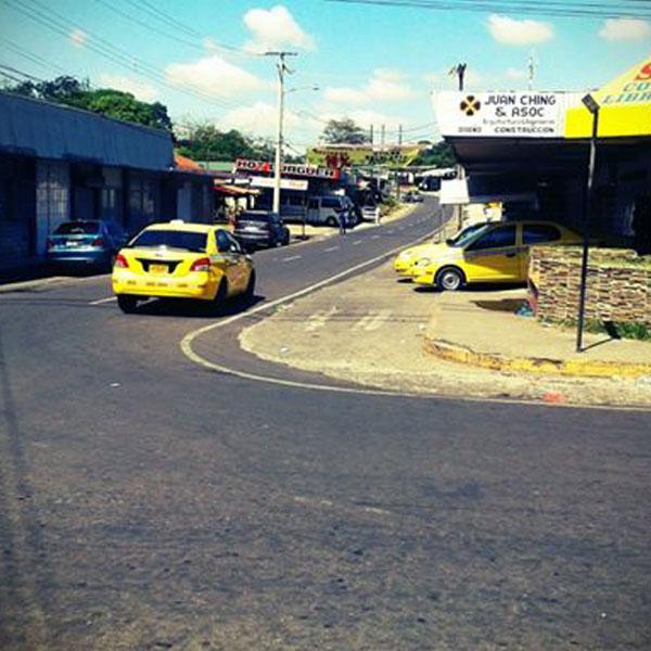 Comercios en Bugaba