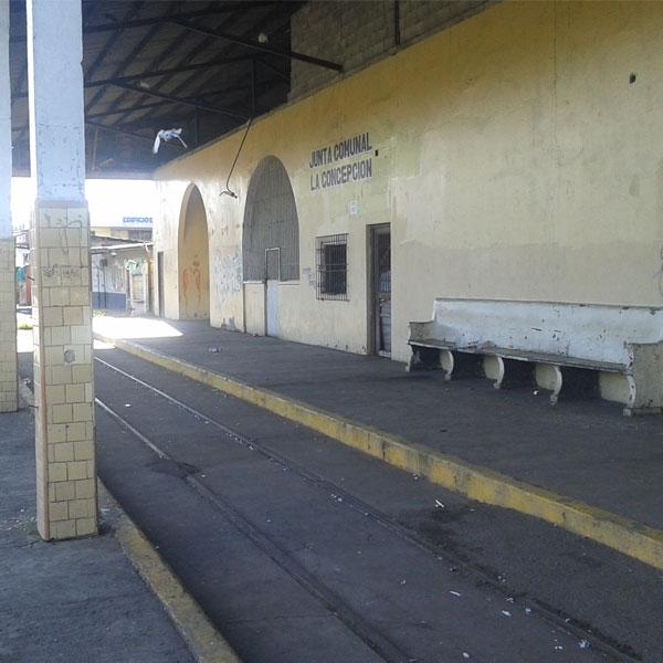 La Histórica y olvidada estación del Ferrocarril de Bugaba