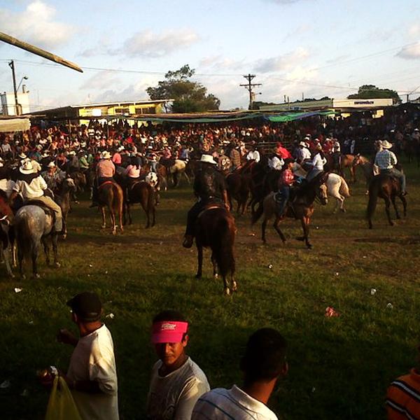 La historia de las fiestas de la Candelaria en Bugaba