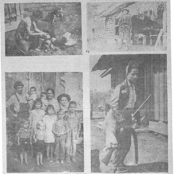 Las primeras familias en Volcán, Chiriquí