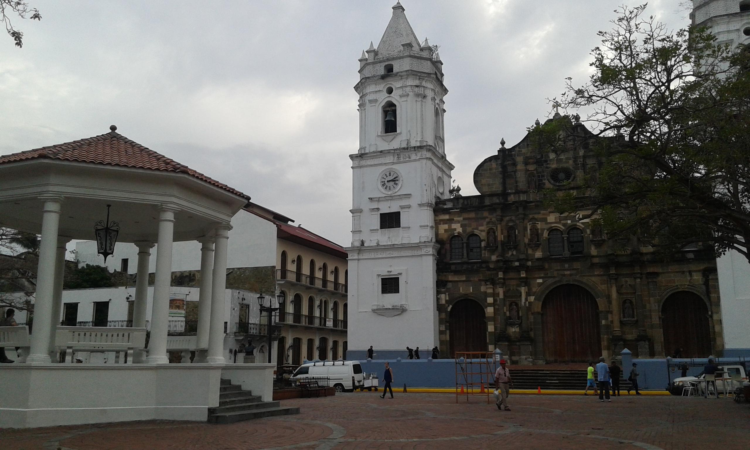 Recorrido por la Historia de Panamá, día del Museo