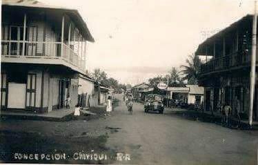 Foto antigua de Bugaba