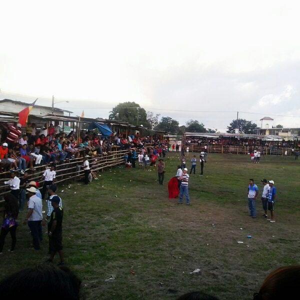 La Barrera en Bugaba