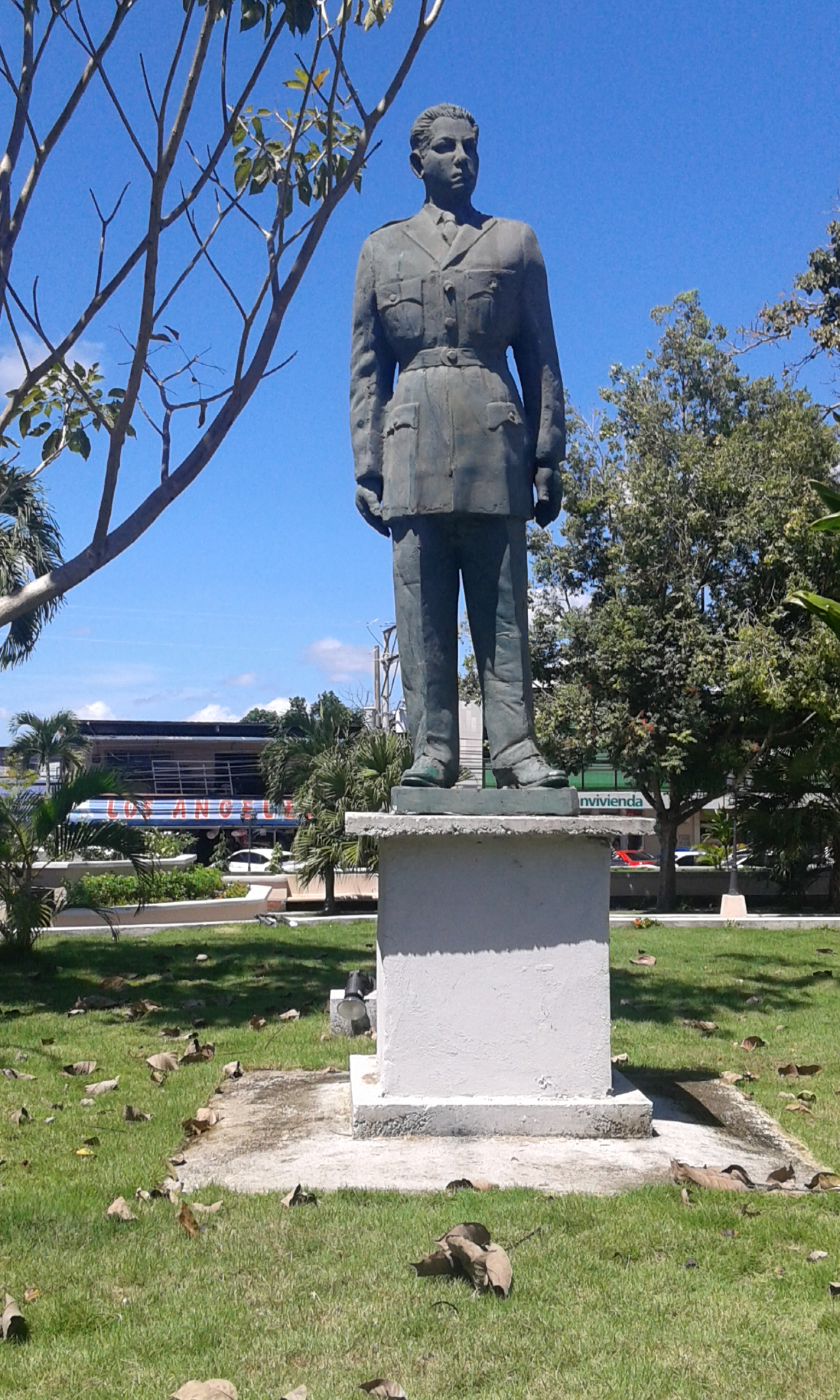 Historia del Mayor Alfredo Lezcano Gómez