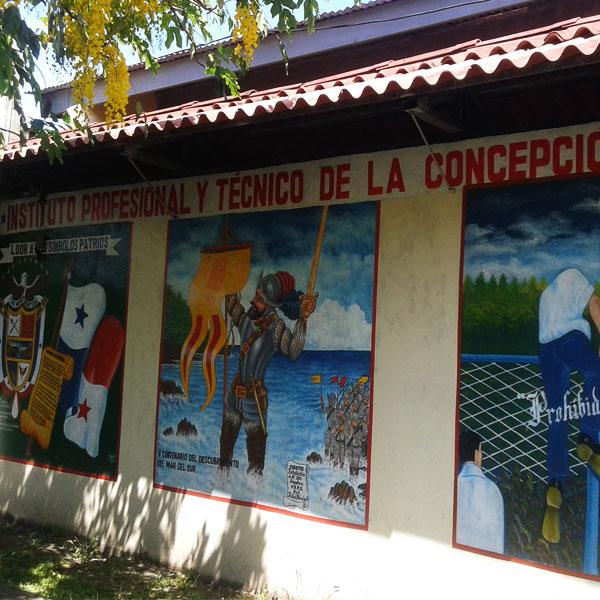 Historia del Instituto Profesional y Técnico de la Concepción - I. P. T. C